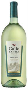 Gallo Family Vineyards Moscato 1.50l - Case of 6